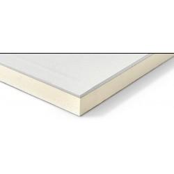 EUROTHANE G, le doublage thermique ultra mince 2 en 1, Isolant polyurethane et plaque de platre