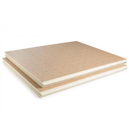 Eurosol Dalle isolante / Panneau d'isolation thermique en polyuréthane pour tous les planchers